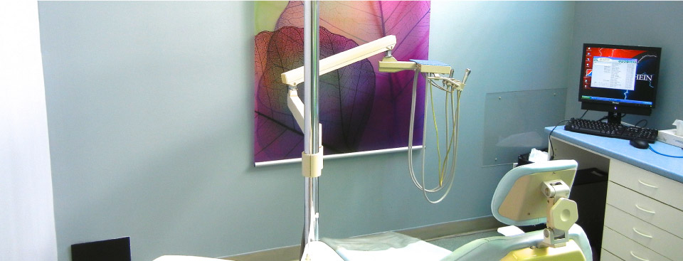 Equipment for dental procedures